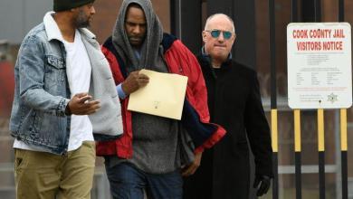 R. Kelly is free again