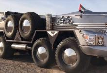 Meet the world's largest SUV