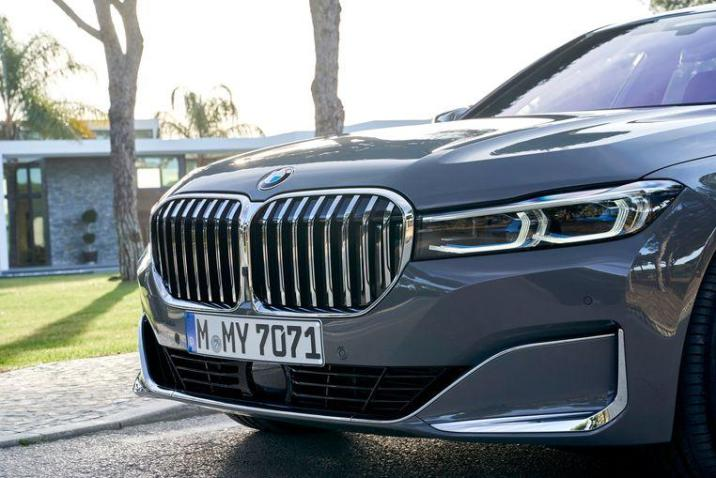 How China determined the striking appearance of the new BMW 7