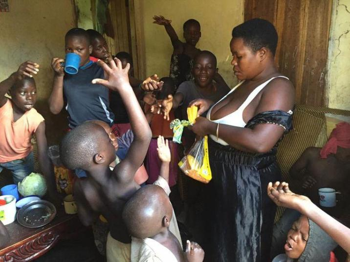 """Mariam Nabatanzi gives birth to 44 children: """"I grown in tears"""""""