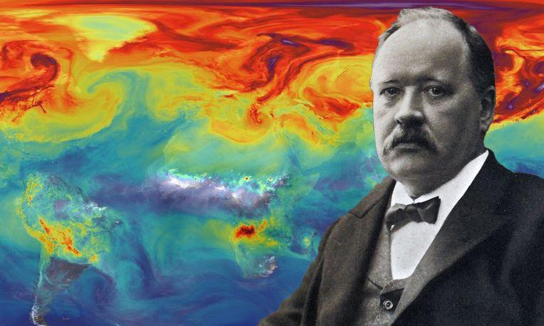 First scientific warning on climate warming dates back to 1896