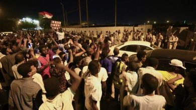 5 dead in a flare-up of violence in Sudanese capital Khartoum