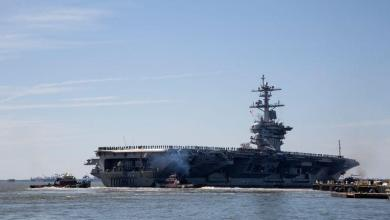 """""""Clear message to Iran"""": US deploying warship in Middle East"""