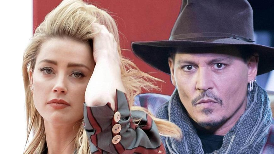Amber Heard says Johnny Depp lied in court about phone data