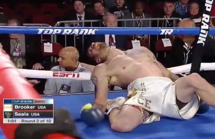 "A brutal knockout: ""Like being shot by a bazooka"""