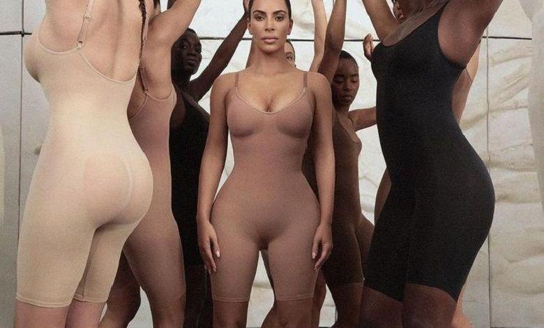New shapewear line from Kim Kardashian is under fire