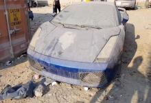 Abandoned sports cars in Dubai Desert: The Mystery Solved