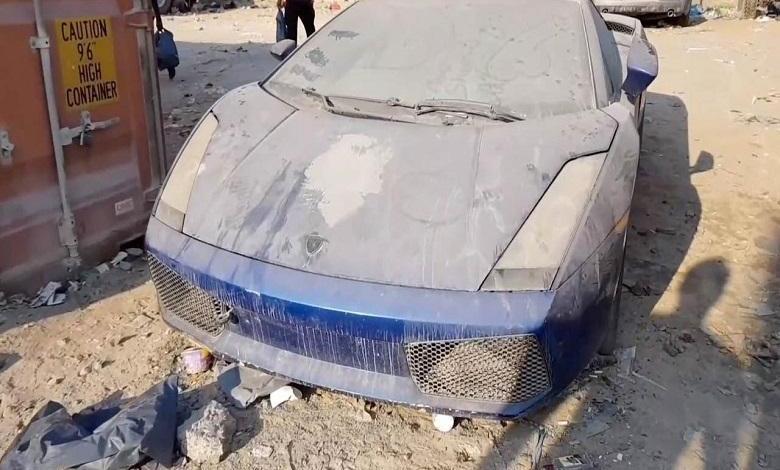 Abandoned sports cars in Dubai Desert: The Mystery Solved
