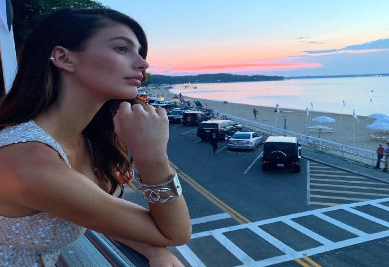 Camila Morrone has had enough criticism of the relationship