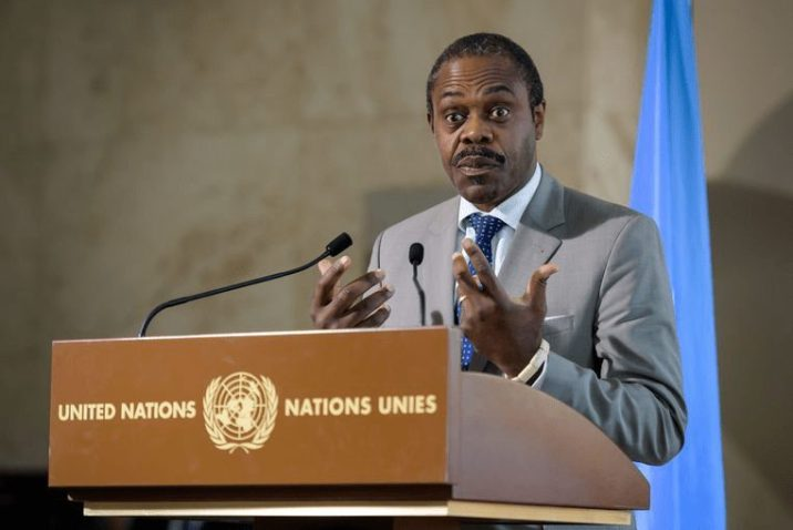 Congolese minister for Health resigned