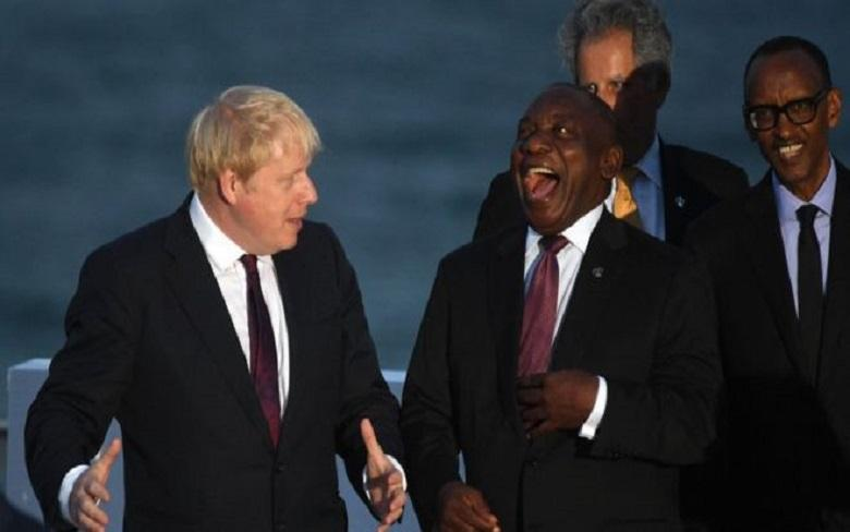 """US media refer South African president as """"unidentified leader"""""""
