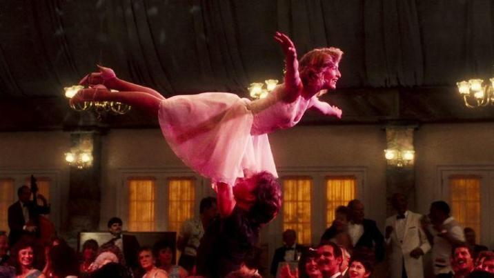 Dirty Dancing : passion on and off the dance floor