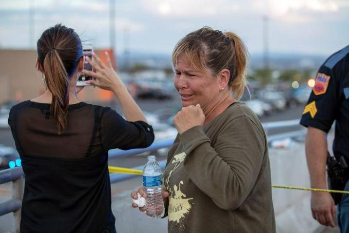 """Witnesses about the shooting in El Paso: """"I was so worried about all those kids"""""""