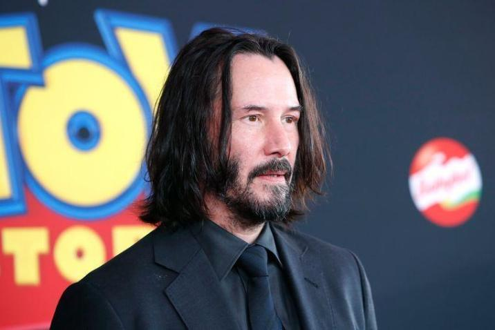 Keanu Reeves, The World star who's always been ordinary