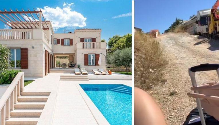 Friends rent for €6,200 via Booking non-existent villa in Croatia