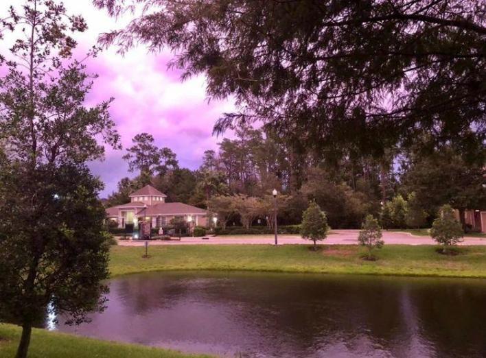 Hurricane Dorian's passage through Florida: why Sky became purple