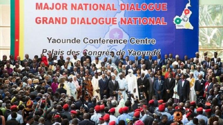 "Opponents leave the national dialogue and denounce a ""monologue"""