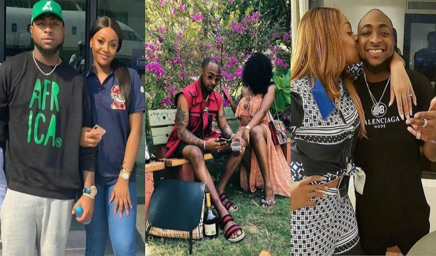 I would go for jail for Chioma – Davido warns in a Video