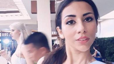 Iranian beauty queen has been stuck at Manila airport for two weeks