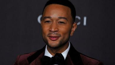 Singer John Legend voted the sexiest man of 2019