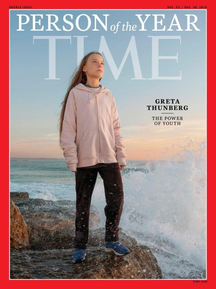 """Chill, Greta"": Trump criticizes Thunberg as the person of the year"
