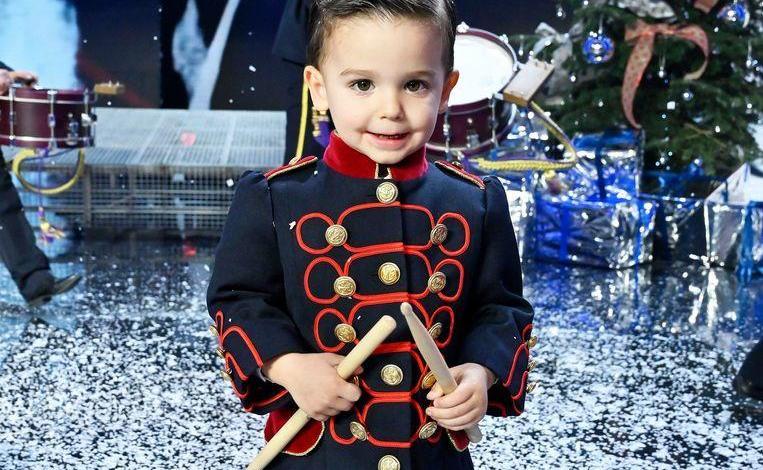 Three-year-old wins Got Talent España
