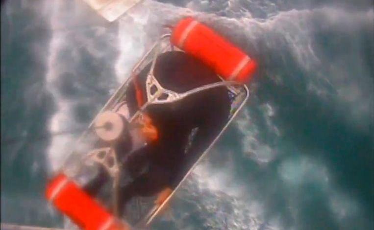Surfer is caught in California by a white shark but survives