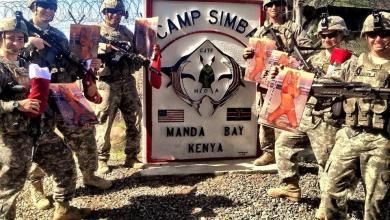 Jihadists attack US-Kenyan military base