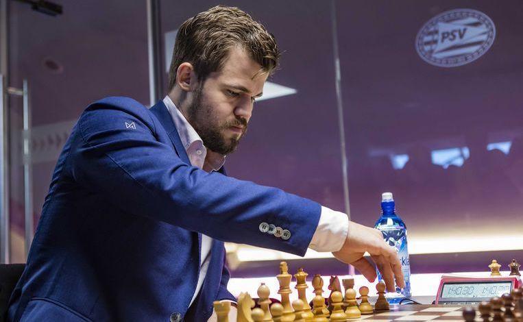 Chess legend Magnus Carlsen lifts record of highest number of unbeaten