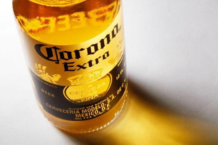 Coronavirus is also affecting the Corona beer brand