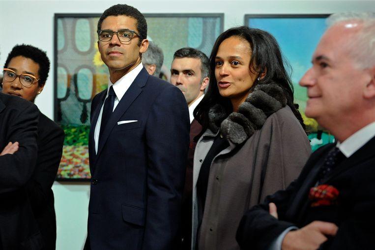 Leaked documents reveal how Isabel dos Santos raised billion