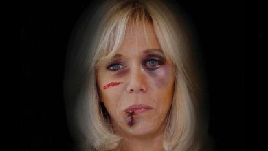 Italian shows Angela Merkel, Michelle Obama, and Brigitte Macron as victims of domestic violence