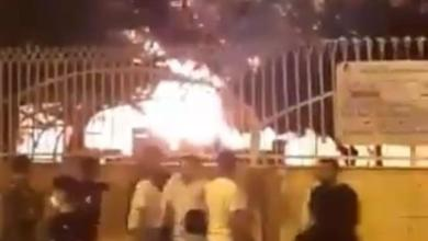 Hospital burned down in Iran for fear of coronavirus