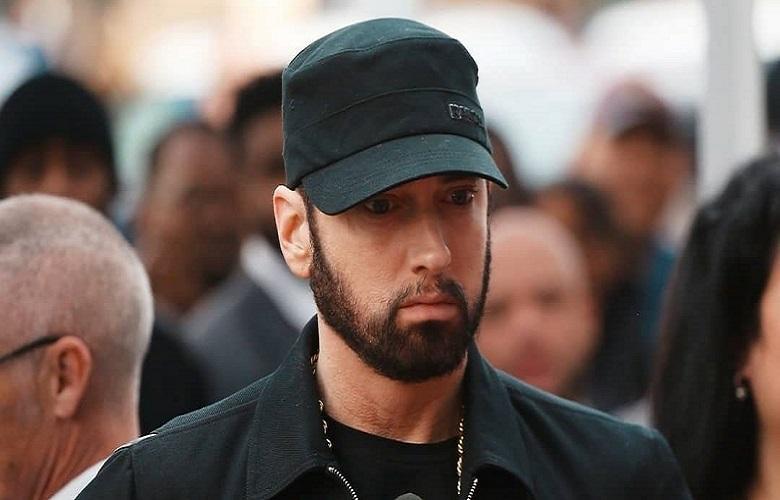 Eminem challenges fans to rap in #GodzillaChallenge