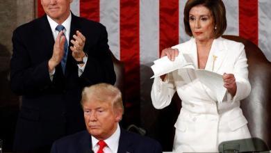 Why Nancy Pelosi tears Trump's speech to pieces