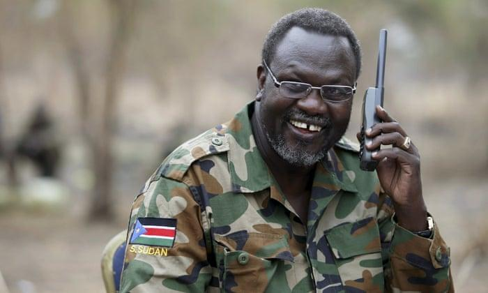 South Sudan rebels reject 10-state federation