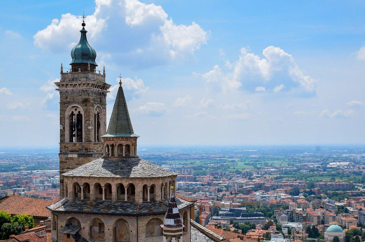 """Bergamo probably most dangerous place in the world now: """"sorrow everywhere"""""""