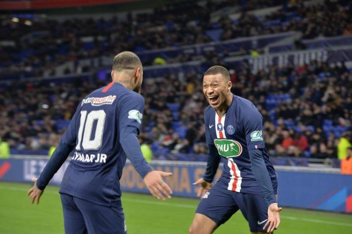"""Kylian Mbappé tested for coronavirus: """"First signs indicate negative"""""""