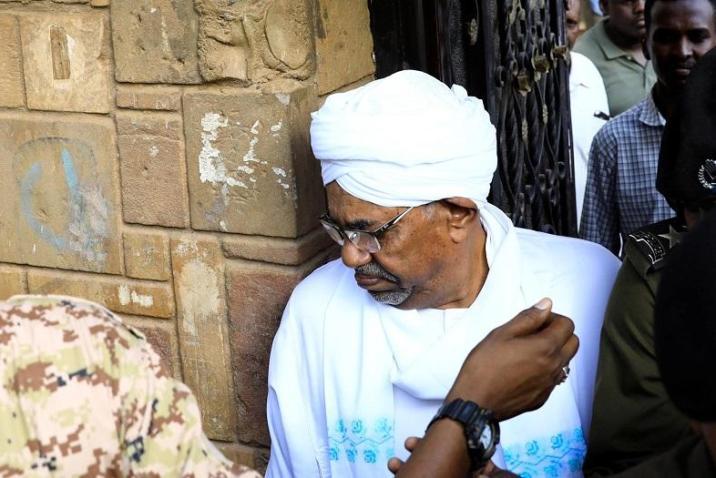 50 ambassadors appointed by Omar al-Bashir sacked