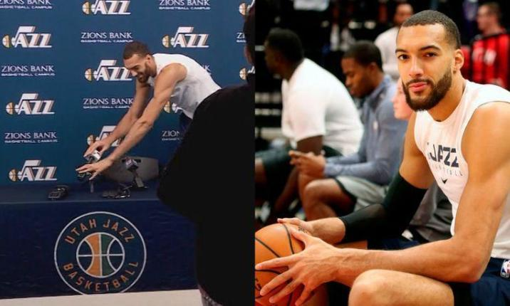 """Infected NBA player apologizes for misplaced joke: """"I put people at risk"""""""