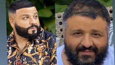 """DJ Khaled urgently needs a haircut: """"I'm get my barber a spacesuit"""""""