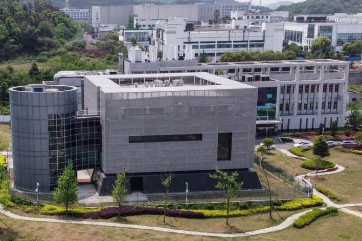Wuhan Institute of Virology in the Chinese city of Wuhan.