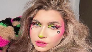 Colored nose is a new beauty trend [Photos]
