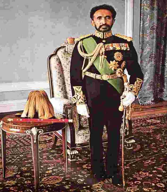 Emperor Haile Selassie I