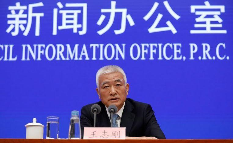 """China wants to make coronavirus vaccine """"worldwide public good"""""""