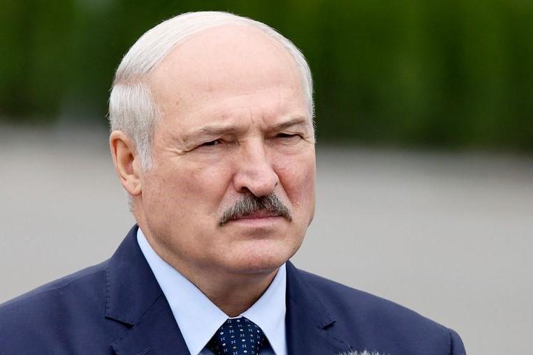 Baltic states impose sanctions on Lukashenko