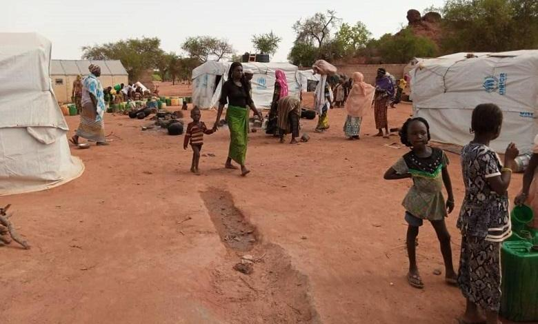 Number of IDPs in Burkina Faso surpassed one million
