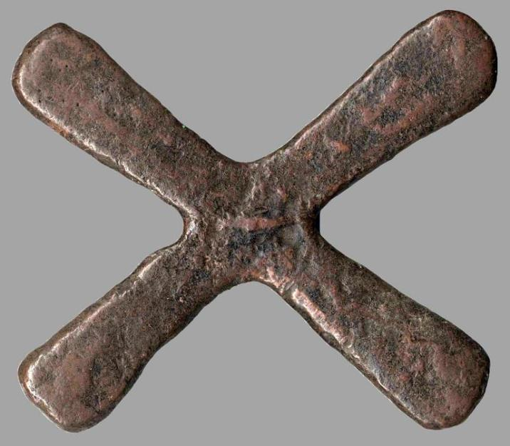 Katanga Crosses (Congo)