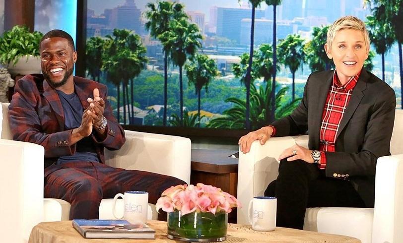"""Kevin Hart defends good friend Ellen Degeneres: """"This hatred must stop"""""""