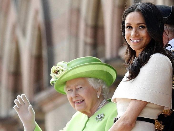 Despite an eventful year: royals wish Meghan a happy birthday